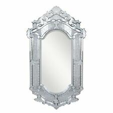 MURANO VENETIAN STYLE WALL MIRROR BEDROOM HALLWAY DINING ROOM FOYER VANITY BAR