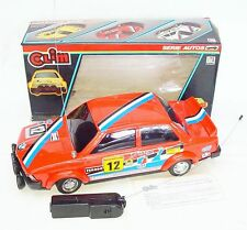 Clim Spain BMW M-Series 528 RALLY Racing Car 37cm RC OPERATED MIB`82 VERY RARE!