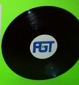 "Heaven 17 Fascist Groove Thang 12"" Vinyl 12"" Record Unknown Artist Mixes FGT"