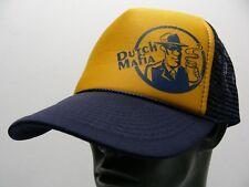 DUTCH MAFIA - ONE SIZE ADJUSTABLE TRUCKER STYLE SNAPBACK BALL CAP HAT!