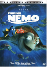 Finding Nemo (Dvd, 2-Disc Collection ) New & Sealed Free First Class Shipping
