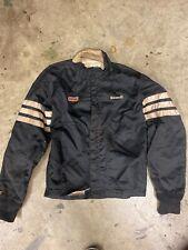Go Kart Racing Youth Medium Simpson Black Racing Jacket