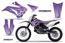 Dirt Bike Graphics Kit MX Decal Wrap For Yamaha TTR125LE 2008-2018 STARLETT PURP