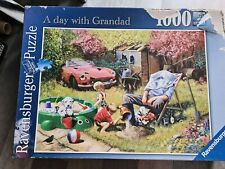 Ravensburger 1000 Piece Jigsaw Puzzle 'A Day With Grandad'