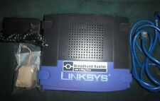 Linksys Broadband Router w/2 Phone Ports Model: Rt31P2 Euc Works