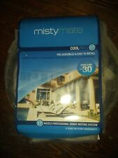 MistyMate Cool Patio 17 Nozzles 32 Ft Greenhouse Mister