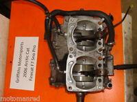 06 05 04 ARCTIC CAT FIRECAT F7 EFI 700 03-09 crank crankshaft crankcase cases