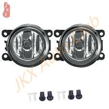 For Peugeot 207 307 407 607 3008 SW CC VAN 2000-2013 2X Fog Lights k Bumper Lamp