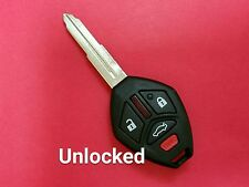 UNLOCKED OEM Mitsubishi Lancer Remote Head Key Keyless OUCG8D-625M-A
