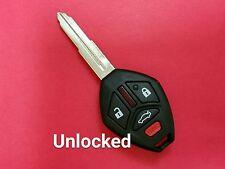 UNLOCKED OEM Mitsubishi Lancer Remote Head Key Keyless OUCG8D-625M-A