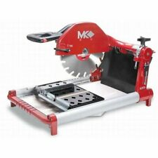 MK Diamond BX 4 Brick and Block Saw w/Diamond Blade & Misting System