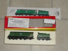 HORNBY R2220,BR 4-6-2 BATTLE OF BRITAIN CLASS No.34081 '92 SQUADRON' USED BOXED