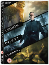 Gabriel/Legion/Priest DVD (2011) Andy Whitfield, 3x DISCS SUPERB UNDEAD ACTION