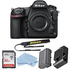 Nikon D850 FX-format Digital SLR Camera (Body Only) Bundle