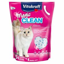 Vitakraft magic clean pearl litière pour chat 5ltr 2300g