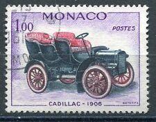 TIMBRE  MONACO N° 570   CADILLAC  1906