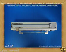 THK KR33, Linear actuator in dust pressurized housing, Travel≈200mm.,sn:2483 CRW