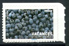 STAMP / TIMBRE FRANCE  N° 4040 ** TIMBRES POUR VACANCES / AUTOADHESIF / FLORE