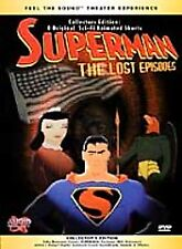 Superman - The Lost Episodes DVD
