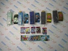 Masked Kamen Rider W Double DX Sound Capsule Gaia Memory Part 3 Full Set Bandai
