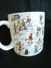 "Where's Waldo  Coffee Mug  Applause   3 5/8"""