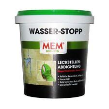 MEM Wasser Stop 1 Kg Spezialzement
