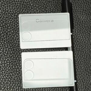 For Samsung Galaxy Z Flip 3 5G Full Cover Soft Hydrogel Film Screen Self-adhesiv