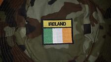 LARGE IRISH / IRELAND UNIFORM FLAG PATCH - NEW