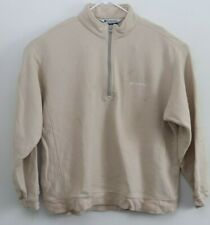Columbia Sportswear Lined Fleece Zip Jacket Mens Size L