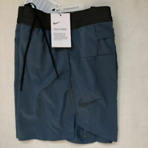 NIKE TECH PACK SHORTS 5'' L NEW WITH TAGS RUNNING GYM WORKOUT SPA SHORTS PANTS