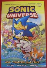 Sonic Universe 2 30 Years Later Archie Tpb Comic 5-8 Hedgehog Sega 2015 Nm New