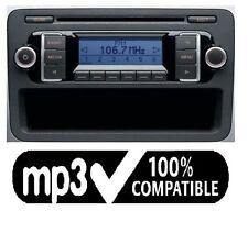 VW RCD 210  Original Autoradio MP3 VW T5 GOLF PASSAT TOURAN JETTA SCIROCCO