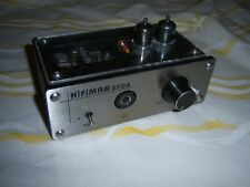 Hifiman model EF2A 2 Vacuum Tube Hybrid Audio HiFi Headphone Amplifier
