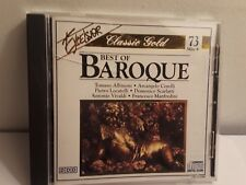Excelsior Classic Gold: Best of Baroque (CD, Madacy)