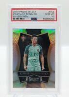 2016 Panini Select Cristiano Ronaldo #154 SILVER Prizm PSA 10 Gem Mint POP 6