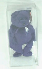 Authenticated Princess Diana Memorial Fund TY Beanie Baby MWMT Museum Quality