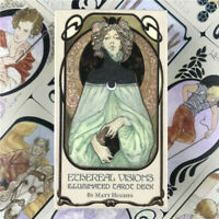 Etherial Vision Tarot Deck [78 Cards]