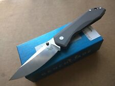 Benchmade 761 Titanium Framelock Knife w/ Ball Bearing System & M390 Super Steel
