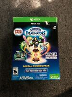 NEW SEALED SKYLANDERS IMAGINATORS PORTAL OWNERS PACK XBOX 360