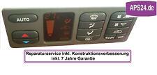 Saab ACC Pixelfehler, 93 , Display defekt, Reparatur, Klimabedienteil