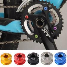 Mini Universal Road Bike Bicycle Crank Single Double Gear Chainring Fixed Bolt