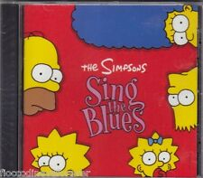 MICHAEL JACKSON SIMPSONS SING THE BLUES US CD NO PROMO BAD SMILE SEALED