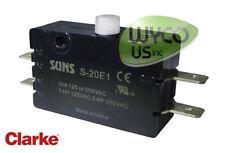 L30 SCRUBBER SWITCH CLARKE ENCORE S2426 L2426 11131A S30 HANDLE ASSY 6D32