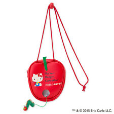 CUTE! Hello Kitty SANRIO Shoulder Bag KIDS The Very Hungry Caterpillar F/S