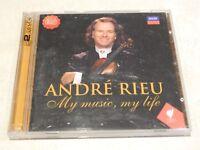 André Rieu My Music, My Life 2CD {Decca / SBS}