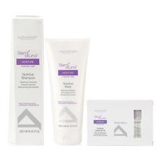 Alfaparf Semi di Lino Moisture Nutritive Kit Shampoo + Mask + Essential Oil