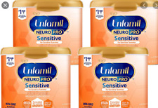 4  Enfamil NeuroPro Sensitive Baby Powder Infant Formula 19.5oz -FREE SHIPPING