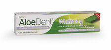 Aloe Dent Fluoride-free Whitening Toothpaste 100ml from Optima®
