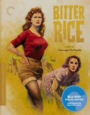 Criterion Collection Bitter Rice - Drama Blu-ray