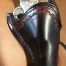 "Fits Ruger Vaquero, Colt & Clones SAA 71/2"" Revolvers Right Hand Leather"